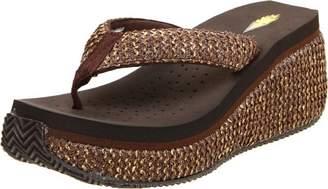 Volatile Women's Tanorama Wedge Sandal