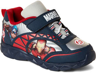 Marvel Toddler Boys) Avengers Lighted Low-Top Sneakers