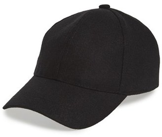 Women's Bp. Solid Baseball Cap - Black $19 thestylecure.com