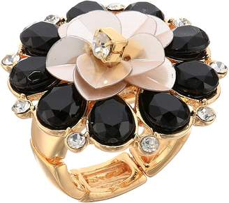 GUESS Flower Cocktail Ring Ring