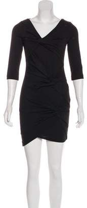Robert Rodriguez Long Sleeve Knit Tunic