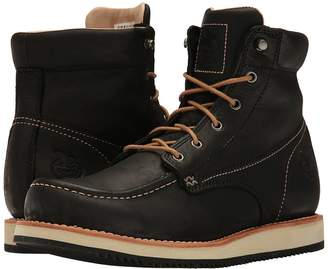 Georgia Boot Small Batch 6 Moc Toe Wedge Men's Work Boots