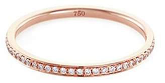 LC Collection Jewellery 'Versatile' diamond 18k rose gold ring