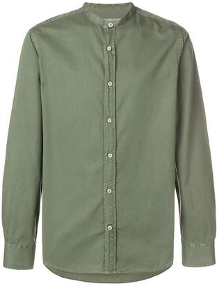 Officine Generale classic button shirt