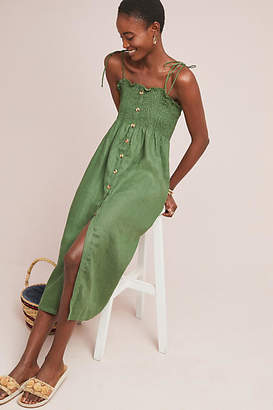 Faithfull Marissa Linen Dress