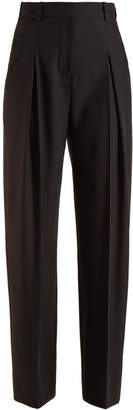 Stella McCartney Lindsey high-rise tailored trousers