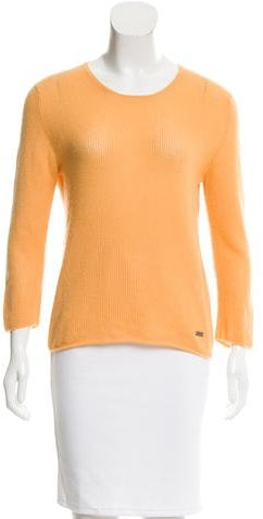 ChanelChanel Cashmere Knit Sweater