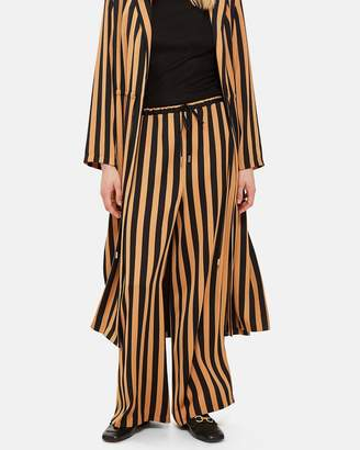 Topshop Humbug Wide Trousers