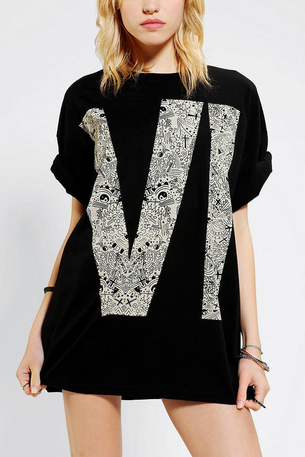 Urban Outfitters Blackstone Vibe Tee