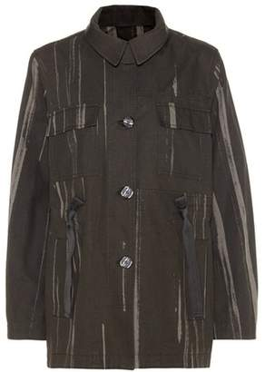 Proenza Schouler Printed cotton jacket