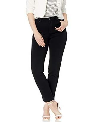 07351f5ef259c Gloria Vanderbilt Women's Amanda Ponte Knit Pant