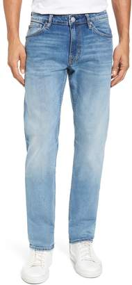 Vigoss Slim Straight Leg Jeans