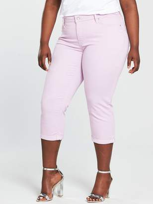 Levi's Plus Shaping Capri Pant - Light Lilac