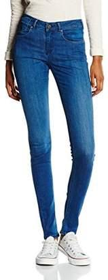 Womens LA Parisienne-Blauw Zaphir Jeans Maison Scotch XUsOhmoh