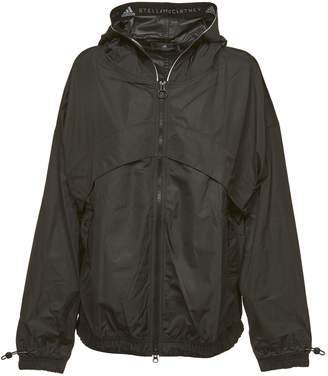 adidas by Stella McCartney Hooded Lightweight Jacket