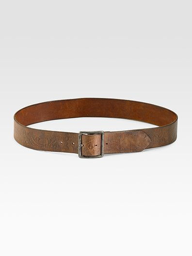 Ralph Lauren Collection Vintage Trench Buckled Belt