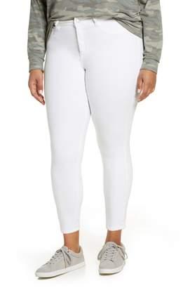 DL1961 Farrow High Waist Ankle Skinny Jeans