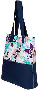 Roxy NEW ROXYTM Heavy Pop Tote Bag Womens Handbag