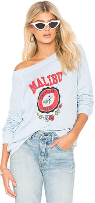 Wildfox Couture Malibu Crest Sommers Sweater