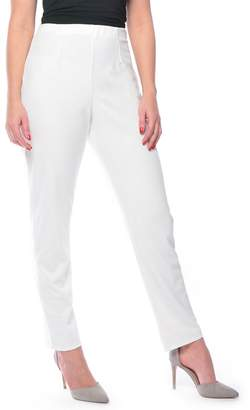 Grace Cream Petite Fit Trousers