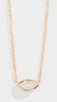 Marquis Zoe Chicco 14k Floating Necklace
