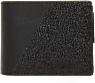 Calvin Klein Faux Leather Wallet