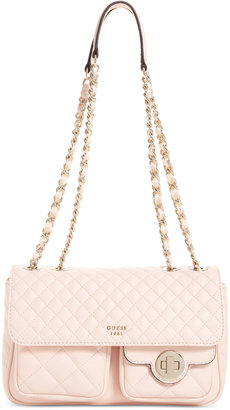 GUESS Wilson Convertible Crossbody $88 thestylecure.com
