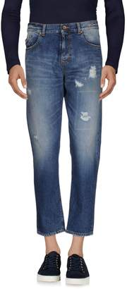 Maison Clochard Denim pants - Item 13005432XS