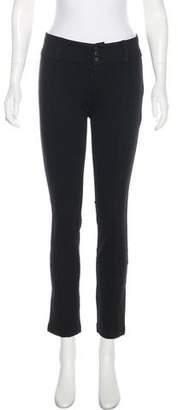 Bailey 44 Low-Rise Straight-Leg Pants