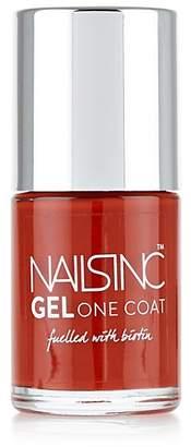 Nails Inc One Coat Gel Nail Polish 10ml