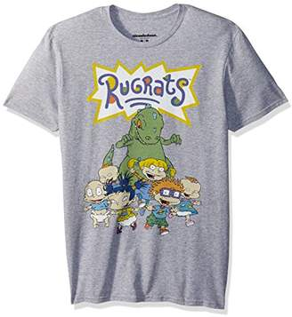 Nickelodeon Men's Rugrats Short Sleeve Graphic T-Shirt