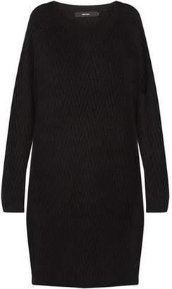 Dorothy Perkins Womens **Vero Moda Black Textured Tunic Jumper