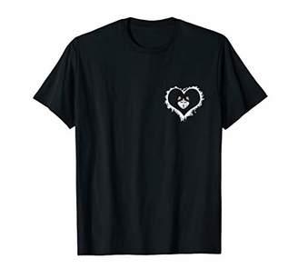 Husky Love T Shirt