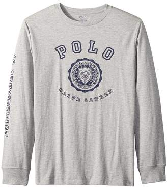 Polo Ralph Lauren Jersey Graphic Tee Boy's T Shirt