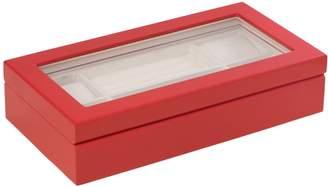 Bey-Berk Rectangular Jewelry Box