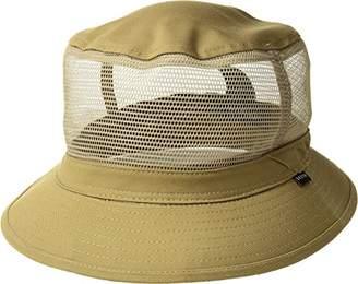 Brixton Men's Hardy Short Brim Mesh Bucket Hat