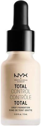 NYX Professional Makeup Total Control Drop Foundation $13.99 thestylecure.com