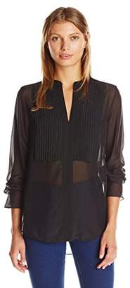 Rachel Zoe Women's ADA Chiffon Shirt