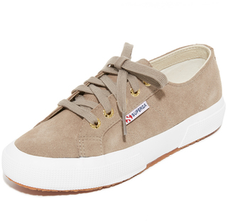 Superga 2750 Cotu Suede Sneakers $89 thestylecure.com