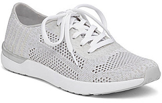 Jessica Simpson The Warm Up Fitt Athletic Sneakers $79 thestylecure.com