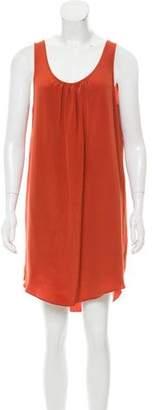 Ramy Brook Sleeveless Silk Dress