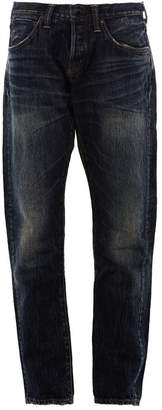 Mastercraft Union bleached straight jeans