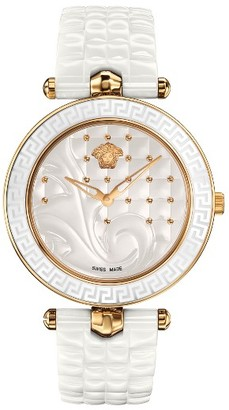 Women's Versace Vanitas Ceramic Bracelet Watch, 40Mm $2,395 thestylecure.com