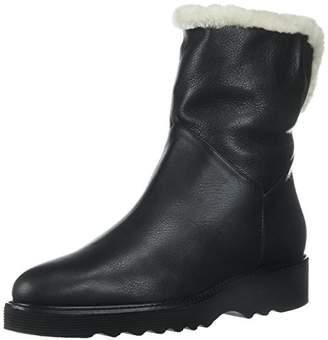 Aquatalia by Marvin K Aquatalia Women's Kimberly Tumb CAF/Shearling Ankle Boot