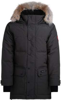 Canada Goose Carson Graphite Grey Parka With Hood
