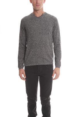 Blue & Cream Blue&Cream Cashmere Modified V-neck Sweater
