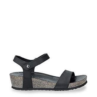 02758f95a Panama Jack Women s Capri Basics Ankle Strap Sandals