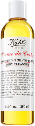 Kiehl's Kiehl Since 1851 Creme de Corps Smoothing Oil-To-Foam Body Cleanser, 8.4-oz.