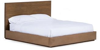 Laguna Bed - Mesa Leather - Brownstone Furniture