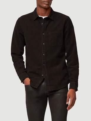 Frame Long Sleeve Single Pocket Shirt